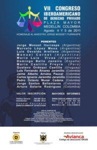 VII Congreso Iberoamericano de Derecho Privado