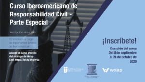 Curso Iberoamericano de Responsabilidad Civil parte especial